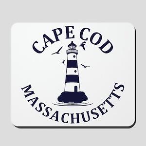 Summer cape cod- massachusetts Mousepad