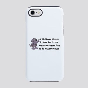Child-Free By Choice Dog iPhone 8/7 Tough Case