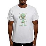 Peace Zeb Light T-Shirt