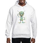 Peace Zeb Hooded Sweatshirt
