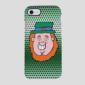 Happy Leprechaun design iPhone 8/7 Tough Case