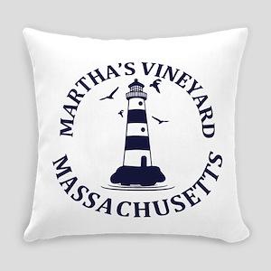 Summer Martha's Vineyard- Massachu Everyday Pillow