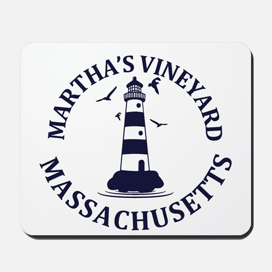 Summer Martha's Vineyard- Massachusetts Mousepad