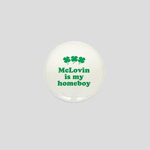 McLovin in my homeboy Mini Button