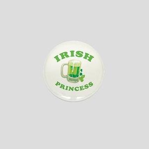 Irish princess Mini Button