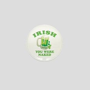 St. Patrick's day Mini Button