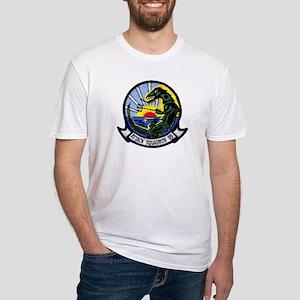 VA 95 Green Lizards Fitted T-Shirt
