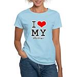 I love my mother Women's Light T-Shirt
