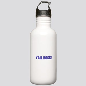 Y'all Rock Stainless Water Bottle 1.0L