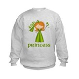 Girls irish princess Crew Neck
