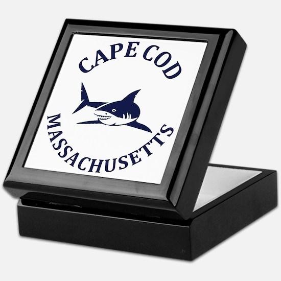 Funny Cape cod Keepsake Box