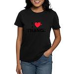 I love trance Women's Dark T-Shirt