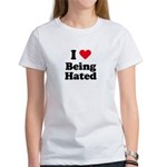 I love being hated Women's T-Shirt