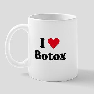 I love botox Mug