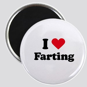 I love farting Magnet