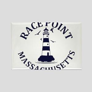 Summer Race Point- massachusetts Magnets
