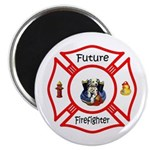 "Future Firefighter 2.25"" Magnet (10 pack)"