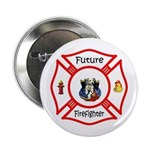 "Future Firefighter 2.25"" Button"