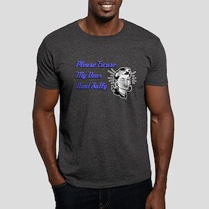 Dear Aunt Sally Dark T-Shirt