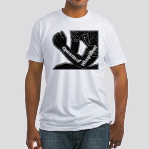 Whoop Elbow Fitted T-Shirt