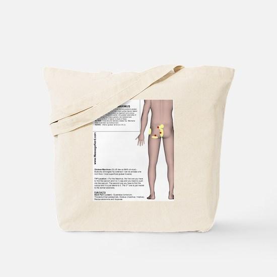Glute Maximus Tote Bag