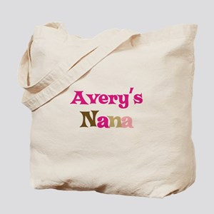 Avery's Nana Tote Bag