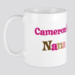 Cameron's Nana Mug