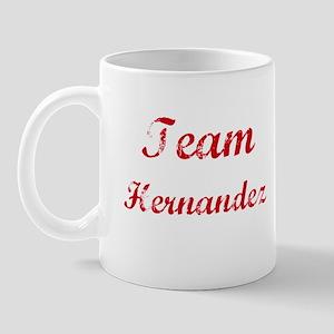 TEAM Hernandez REUNION Mug