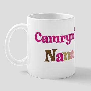 Camryn's Nana Mug