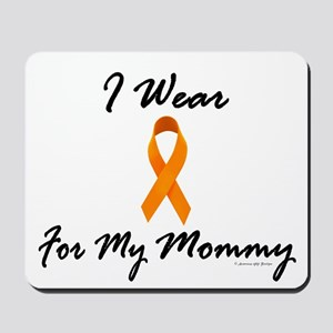 I Wear Orange For My Mommy 1 Mousepad