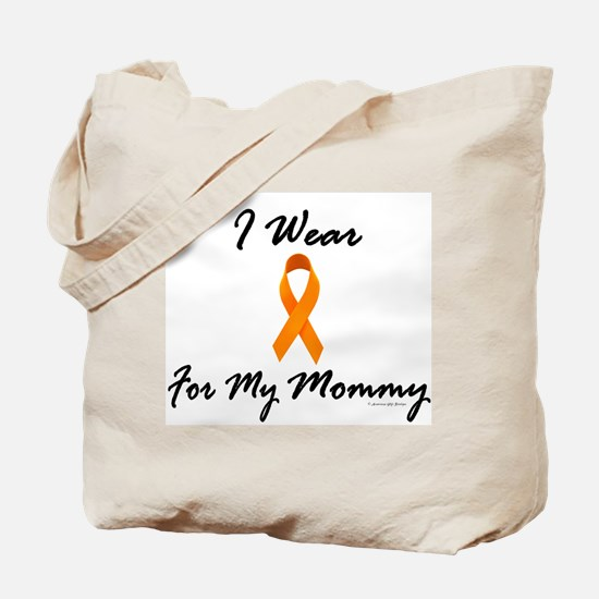 I Wear Orange For My Mommy 1 Tote Bag