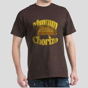 Mmmm Chorizo - Tan/Brown Dark T-Shirt