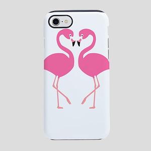 flamingo iPhone 8/7 Tough Case