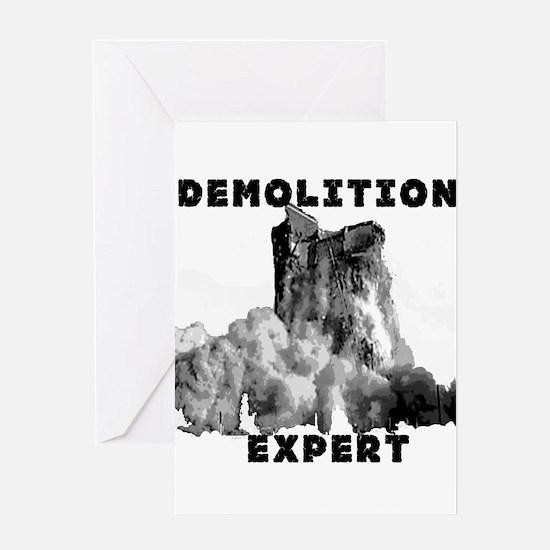 Demo Expert Greeting Card