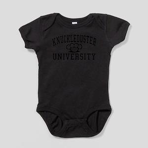 KnuckleDuster University Infant Bodysuit Body Suit