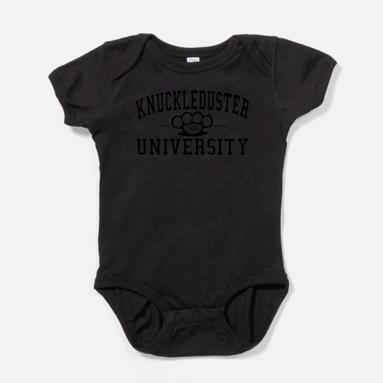 KnuckleDuster University Infant Bodysuit Body Suit
