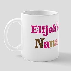 Elijah's Nana Mug