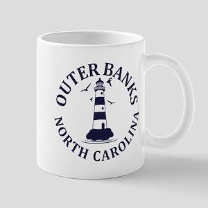 Summer outer banks- North Carolina Mugs