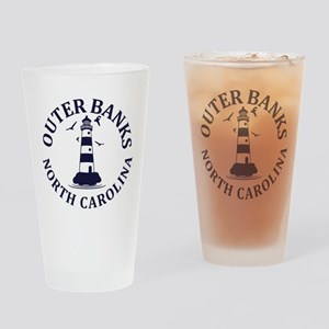 Summer outer banks- North Carolina Drinking Glass