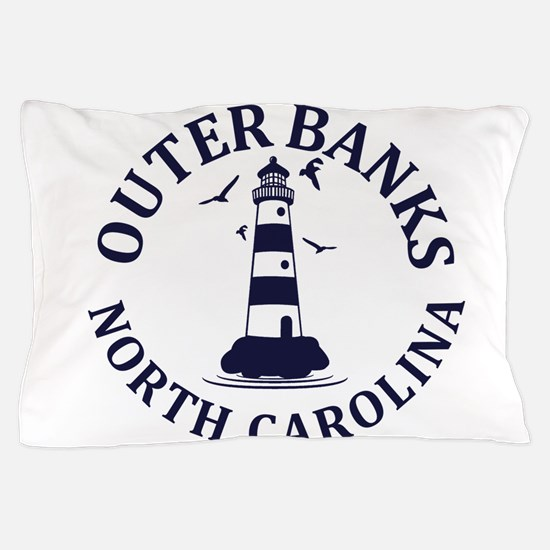 Summer outer banks- North Carolina Pillow Case
