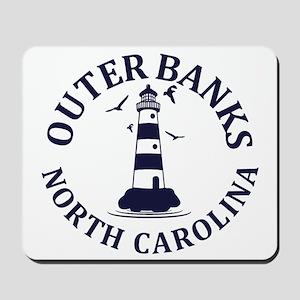 Summer outer banks- North Carolina Mousepad