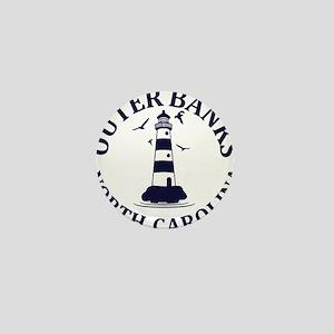 Summer outer banks- North Carolina Mini Button