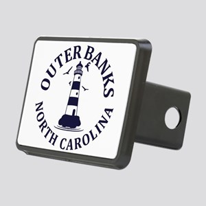 Summer outer banks- North Rectangular Hitch Cover