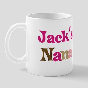 Jack's Nana Mug