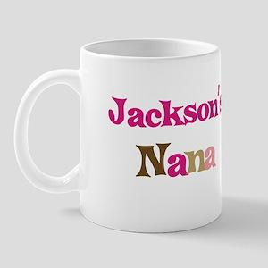 Jackson's Nana Mug