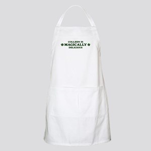 Colleen is delicious BBQ Apron