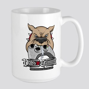 3-Dog-Merch-Logo Mugs