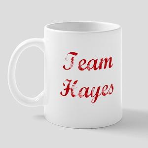 TEAM Hayes REUNION Mug