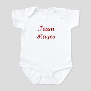 TEAM Hayes REUNION Infant Bodysuit