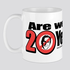 2008 Are We There Yet? Mug
